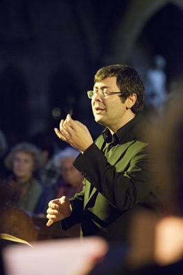 Ensemble La Colombe o.l.v. Iassen Raykov