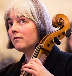 Giardino Musicale - Elske Tinbergen – cello en violoncello piccolo