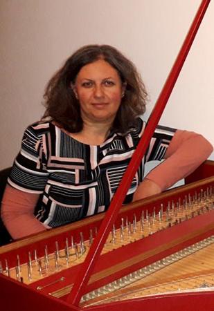 Giardino Musicale - Cvetanka Sozovska – klavecimbel
